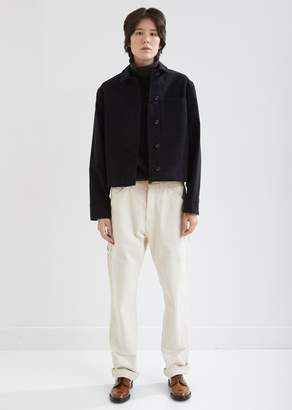Mhl By Margaret Howell Work Shirt Moleskin Blazer