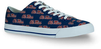 Row One Ole Miss Rebels Victory Sneakers