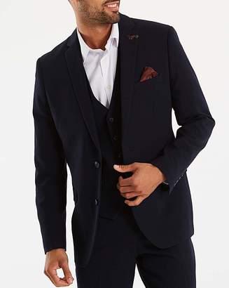Joe Browns Navy 365 Suit Jacket Long