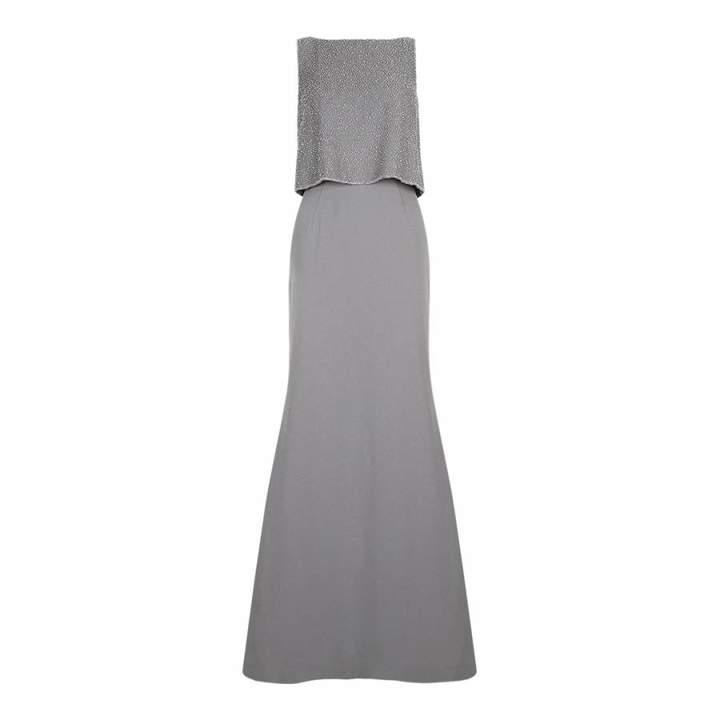 Grey Constance Maxi Dress