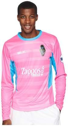 Las Vegas Lights F.C. Away Goalkeeper Shirt Men's T Shirt