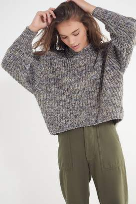 Urban Outfitters Casey Mock-Neck Sweater
