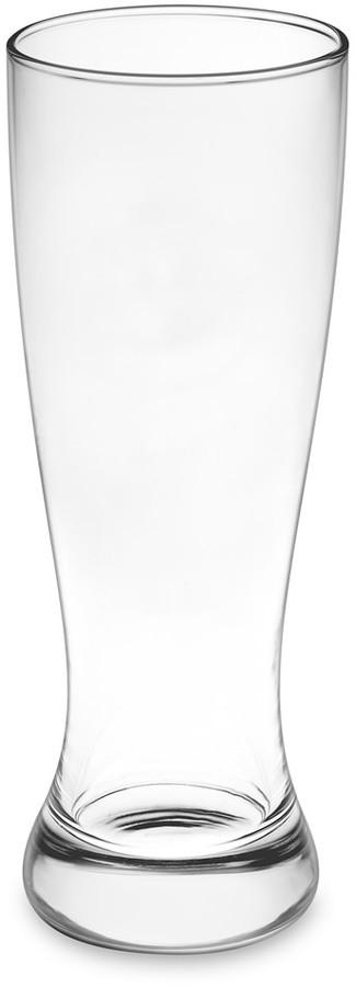 Williams-Sonoma Monogrammed Pilsner Glasses, Set of 4