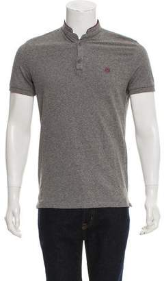 The Kooples Sport Embroidered Polo Shirt