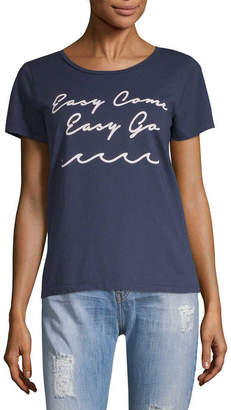 Sol Angeles Easy Come Crew T-Shirt