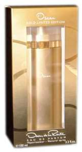 Oscar de la Renta Gold) Edp W 100ml Boxed