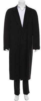 Loro Piana Storm System Cashmere Coat