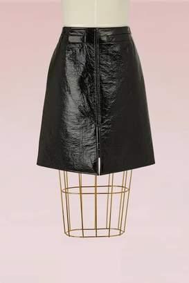 Courreges Classic Midi Skirt
