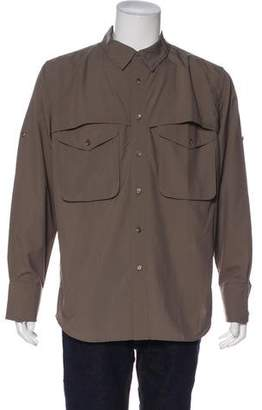 Filson Woven Button-Up Shirt