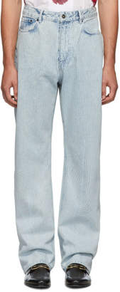 Y/Project White Small Line Jeans