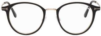Tom Ford Black TF-5528B Glasses