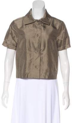 Magaschoni Short Sleeve Top