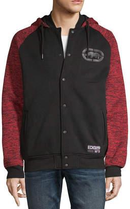 Ecko Unlimited Unltd Hooded Heavyweight Fleece Jacket