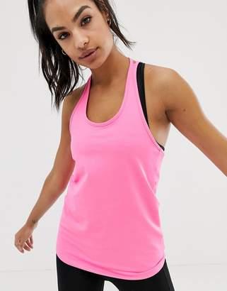 e5f402d5e1b4a Asos 4505 4505 cami vest top in loose fit with back detail