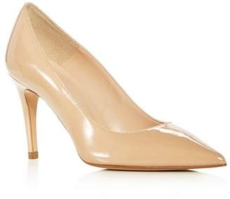 Bloomingdale's Women's Margo Italian Patent Leather Pointed Toe Pumps - 100% Exclusive