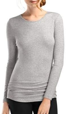 Hanro Mia Long-Sleeve Shirt