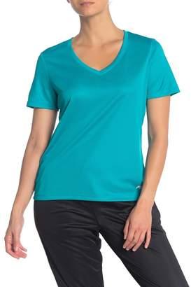Fila USA V-Neck Mesh T-Shirt
