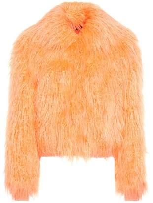 Sies Marjan Muffy faux-fur jacket