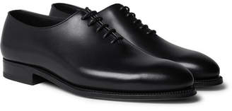 J.M. Weston - Whole-Cut Leather Oxford Shoes - Men - Black