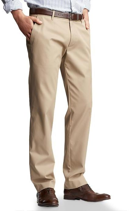 Gap The tailored khaki (slim fit)