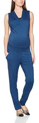 Esprit Women's Jumpsuit Jrsy Nurs Utb Maternity Dungarees,XXL (Herstellergröße: XXL)