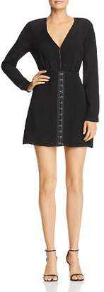 DAY Birger et Mikkelsen The East Order Josephine Hook-and-Eye A-Line Mini Dress