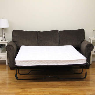 Classic Brands 4.5 Plush Sofa Bed Innerspring Mattress
