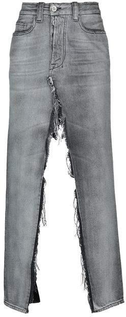 BEN TAVERNITITM UNRAVEL PROJECT Denim trousers