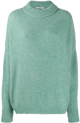 Dusan round neck knit jumper