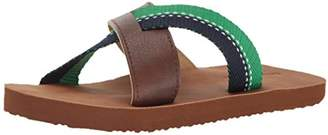 Hanna Andersson Bcrossband Boy's Flip Flop