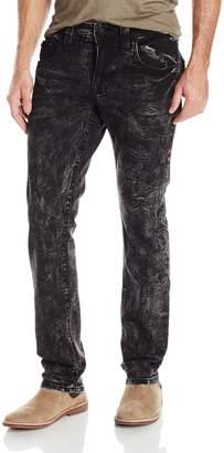 Rock Revival Men's Stanley A16 Alternative Straight Leg Jean