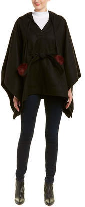 Laundry by Shelli Segal Poncho