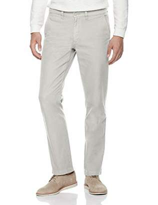 Co Quality Durables Men's Cotton Relaxed Fit Chino Pant 34 X 32