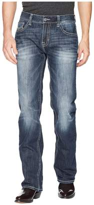 Rock and Roll Cowboy Reflex Pistol in Dark Wash M1P5132 Men's Jeans