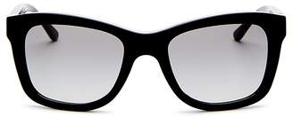 Tory Burch Square Sunglasses, 52mm