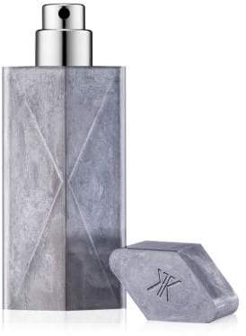 Francis Kurkdjian Globe Trotter Zinc Edition Travel Spray Case/0.37oz.
