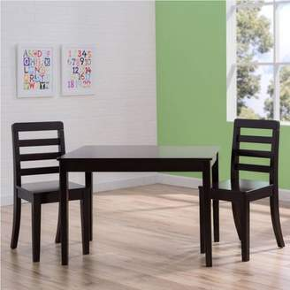 Delta Children Gateway Table and 2 Chairs Set, Multiple Colors
