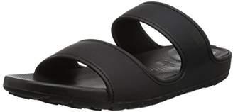 FitFlop Men's Lido Double Slide Neoprene Sandal