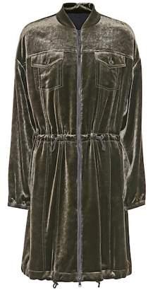 Brunello Cucinelli Velvet jacket