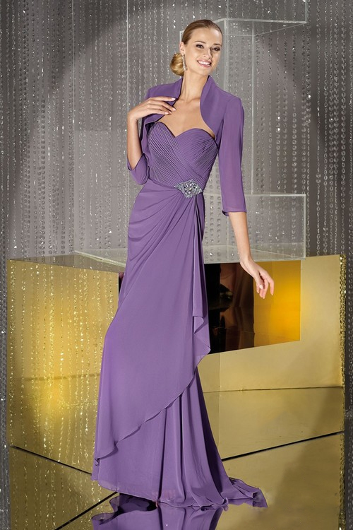 Alyce Paris Mother of the Bride - 29467 Dress in Violet
