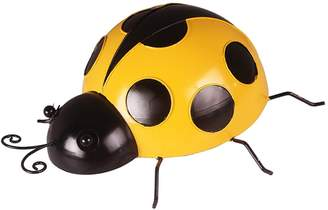 Mini A Ture Fityle Beetle Ladybug Fairy Garden Lawn Ornament Figurine Miniature Dollhouse Decor, Kids Toys