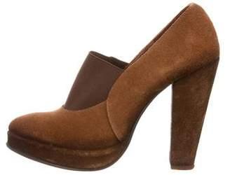 Rachel Comey Platform Pointed-Toe Booties