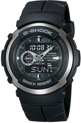 G-Shock G SHOCK Street Rider Mens Analog/Digital Sport Watch G300-3AV
