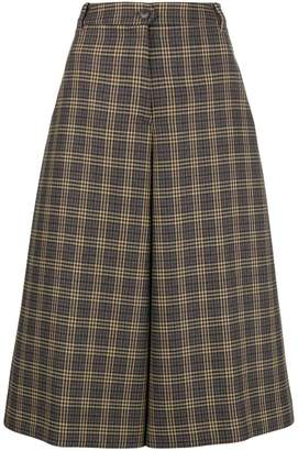 Antonio Marras plaid skirt