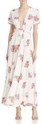 Sadie & Sage Floral Print Maxi Dress $98 thestylecure.com