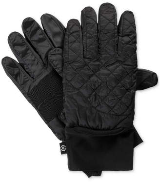 Isotoner Signature Men's Quilted Gloves