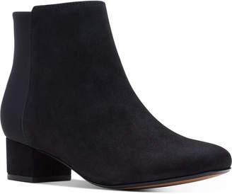 Clarks Women Chartli Valley Booties Women Shoes