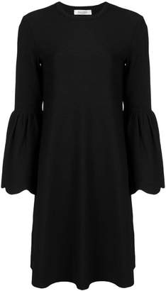 Valentino Bell sleeved Aline dress