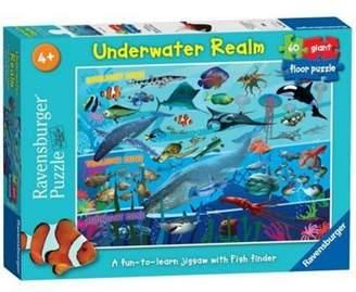 Ravensburger Underwater Realm - 60 Piece Floor Puzzle