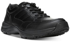 Dr. Scholl's Men's Aiden Slip-Resistant Lace-Up Sneakers Men's Shoes